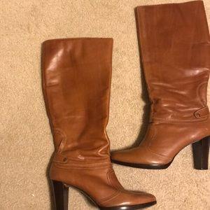 Size 8 barrow Antonio Melani knee boots. Sexy!